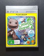 Sony Ps3 Little Big Planet 2 Game