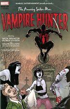 Amazing Spiderman 50 vol 5 851 Aaron Kuder Vampire Hunter Variant Nm