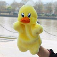 Duck Hand Puppets Plush Dolls Story Educational Pretend Play Toys Y