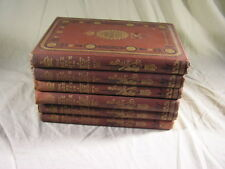 The Age We Live In A History of the 19th Century James Taylor 6 volumes complete