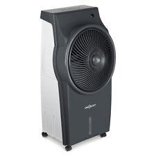 Standventilator Luftkühler Klimagerät Lüfter Windmaschine Ionisator grau