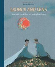 Leonce and Lena by Jurge Amman, Lisbeth Zwerger (Hardback, 2014)