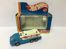 79379 Hot Wheels Mattel 1/43 - Serie camioncini art. 6671 Croce Rossa Ambulanza