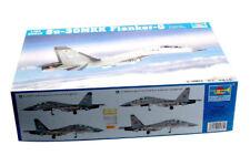 Trumpeter 9362271 Suchoi Su-27MKK Flanker G 1:32 Kampfflugzeug Modellbausatz