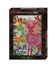 Puzzles rouges en carton cartes
