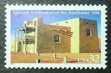 3220 MNH 1998 32c Spanish Settlement Don Juan de Oñate El Camino Real first road