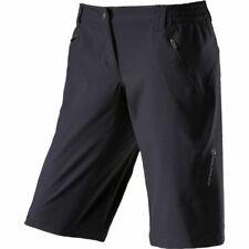 NAKAMURA D-shorts Itania - Black/black Gr. 40