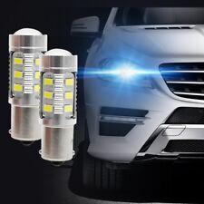 2x CREE 15 LED 12V 1156 BA15 S 382 P21 Auto Blinker Rücklicht Glühlampe