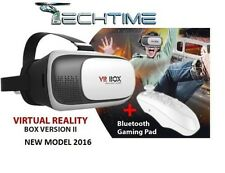 VR BOX 2.0 Occhiali Realtà Virtuale 3D Virtual Reality+Gamepad bluetooth