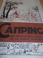 catalogue de camping  ( ref 3 )
