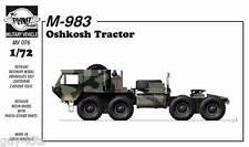 Tracteur US. M-983 OSHKOSH - Kit résine PLANET MODELS 1/72  N° 076