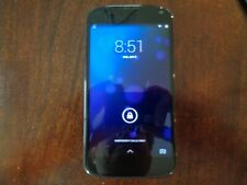 Google Nexus 4 16GB (Unknown Carrier) LG-E960 WHITE Smartphone, Cell Phone