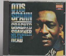 OTIS SPANN CRACKED SPANNER HEAD (DECCA-DERAM) CD. F.C