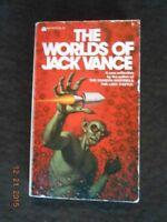 Jack Vance -THE WORLDS OF JACK VANCE - 1st  Paperback
