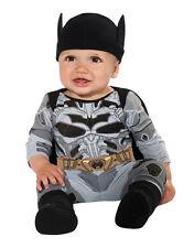 """Dark Knight Rise ENFANT Costume de Batman, 0-6 mois, Hauteur 21"""" (Col De Fond)"""