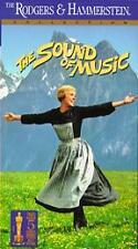 The Sound of Music VHS 1996 THX Digital Surround Sound Audio Brand New