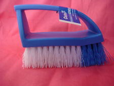 ALL-PURPOSE SCRUB BRUSH WITH STIFF BRISTLES BRAND-NEW FOR INDOOR & OUTDOOR USE