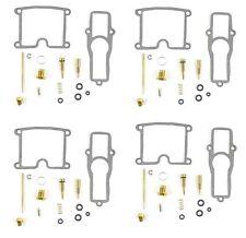 2FastMoto Kawasaki Carb Carburetor Rebuild Repair Kit x4 KZ550 LTD GPZ550 NEW