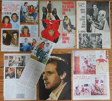 EMILIO GUTIERREZ CABA coleccion prensa 1960s/80s cine español clippings fotos