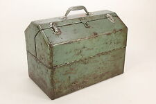 Simonsen 3-Tier Vintage Tool Box Large Deep Chest Wards Master Quality
