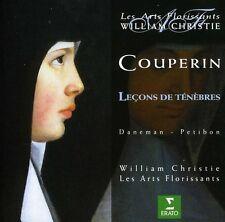 William Christie, F. Couperin - Lecons de Tenebres [New CD]