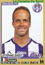 446 ETIENNE DIDOT # TOULOUSE.FC TFC STICKER PANINI FOOT 2016