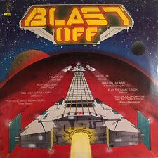 New ListingK-Tel Blast Off 1982 Compilation Vinyl Lp Record Tu-2960 Rock/Pop Vg