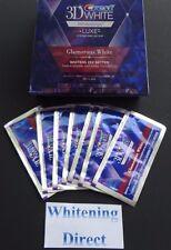 14 CREST 3D LUXE GLAMOROUS WHITE ADVANCED VIVID TEETH WHITENING WHITESTRIPS