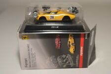 V 1:64 236 KYOSHO COLLECTION 7 NEO FERRARI 250 LM 250LM YELLOW MINT BOXED RARE