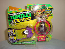 Teenage Mutant Ninja Turtles T-Sprints Supersonic Shredder