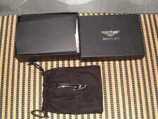 BENTLEY COLLECTION FLYING SPUR, CHROME TIE BAR. BRAND NEW IN NICE GIFT BOX.
