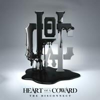 Heart Of A Coward - The Disconnect [CD] Sent Sameday*