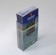 PORTADEPLIANT DA MURO 1 TASCA 10x21h cm