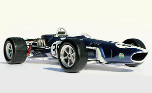 1:12 Large 1967 AAR Eagle Gurney-Weslake V-12 SIGNED COA race car Automodello