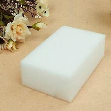 50PCS Cleaning Magic Sponge Eraser Melamine Cleaner Multi-functional Foam White