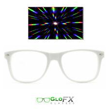 Refraction Glasses Lightshow Music Festival Dance gear fluffies mask kandi LED