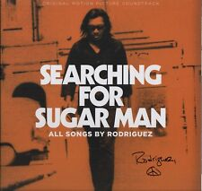 SIXTO RODRIGUEZ SIGNED SEARCHING FOR SUGAR MAN SOUNDTRACK LP PSA COA AD74574