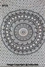 Mandala Indian Hippie Throw Bedding Tapestry Wall Hanging Bedspread Boho Hippy