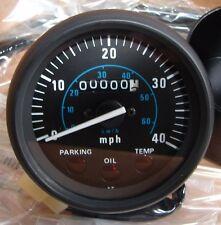 1991-00 Kawasaki KDF540 Mule 2000 Speedometer Kit: P/N 99995-1027