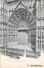 SPAIN - Sevilla - Catedral - Puerta principal - Hauser y Menet