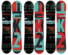 All-Mountain Snowboards Men K2