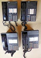 Quantity of 4 AT&T 8403 Office Desk Speaker Phones #75z
