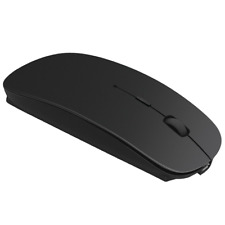 Mouse Tsmine Bluetooth Rechargeable Wireless 5 Buttons Notebook Pc Mice