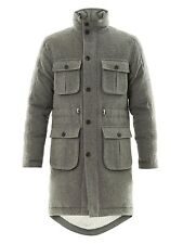 Black Fleece Brooks Brothers Thom Browne Cashmere Down Jacket Coat Parka