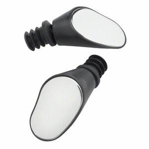 Sprintech Dropbar Mirror Pair  Black