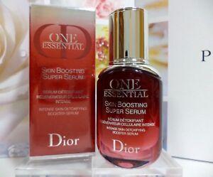 Dior Capture Totale One Essential Intense skin detoxifying booster serum 30ml