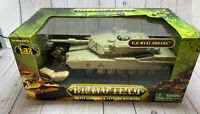 BRAVO TEAM 1:32 Forces of Valor Unimax USMC U.S. M1A1 ABRAMS Tank NIP Machines