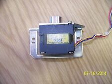 Matsushita Stepper motor FMD00980B4,,,DC12V,,008A,,, USED IN PERFECT CONDITION