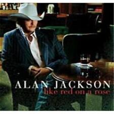 ALAN JACKSON Like Red On A Rose CD BRAND NEW