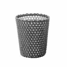 Solid Bathroom Wastebasket Gray - Opalhouse